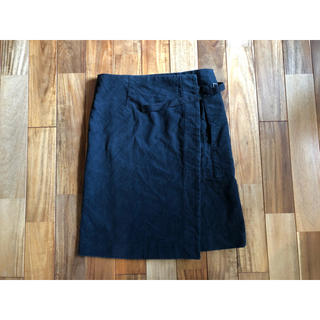 ツモリチサト(TSUMORI CHISATO)のツモリチサト スカート 巻きスカート ツモリ (ひざ丈スカート)