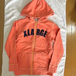 エクストララージ(XLARGE)のX-LARGE kids パーカー 140 8t(ジャケット/上着)