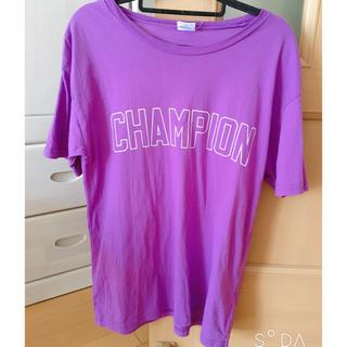フレイアイディー(FRAY I.D)のフレイアイディー コラボ チャンピオン Tシャツ(Tシャツ(半袖/袖なし))
