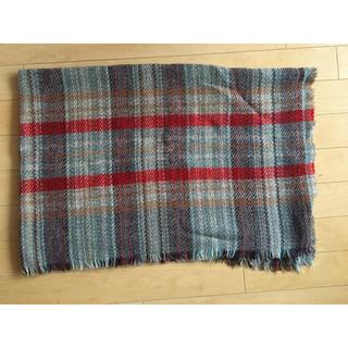 ウニコ(unico)のunico ツイードブランケット(毛布)