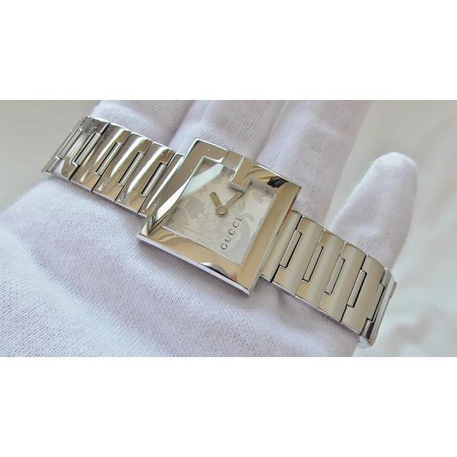 Gucci - GUCCI グッチ 108  クオーツ腕時計 電池新品 B2206メの通販 by hana|グッチならラクマ