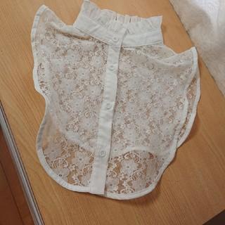 ザラ(ZARA)の10月31に古着屋にもっていきます最終値下げ!新品未使用♪おしゃれつけ襟♪(つけ襟)