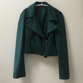 rienda - ライダースジャケット
