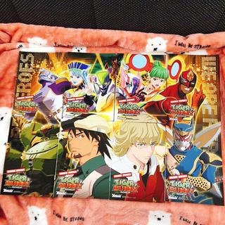 TIGER&BUNNY パチスロ ガイドブック 全8種(その他)