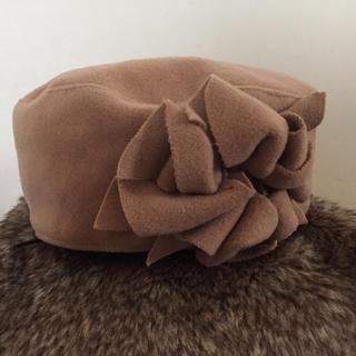 ジル・フランソワのベレー帽(ハンチング/ベレー帽)