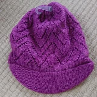 バートン(BURTON)のBURTON ニット帽(ウエア/装備)