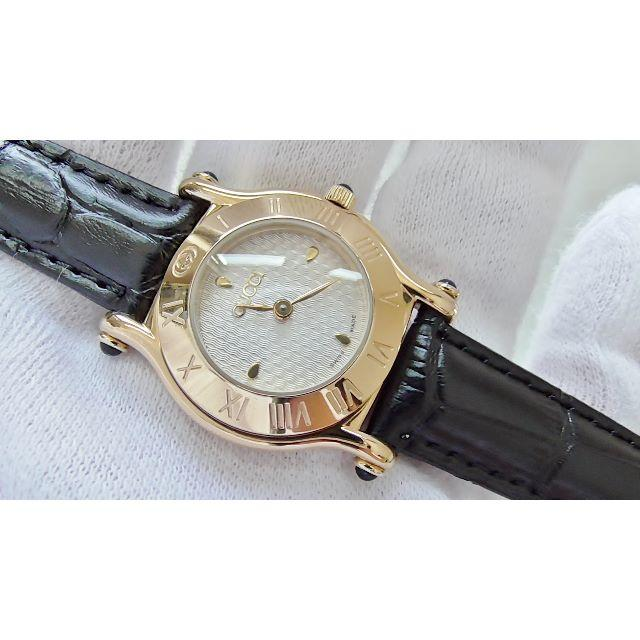 Gucci - GUCCI グッチ 6500L 女性用 クオーツ腕時計 電池新品 B2223メの通販 by hana|グッチならラクマ