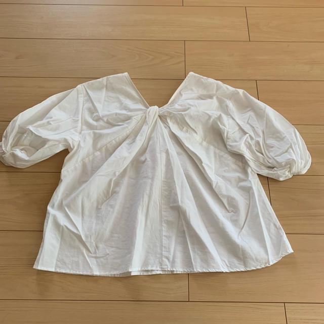 SHIPS(シップス)のシップス きれいめブラウス レディースのトップス(シャツ/ブラウス(半袖/袖なし))の商品写真