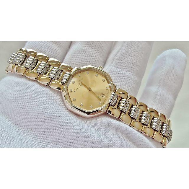 Dior -  Dior ディオール 女性用 クオーツ腕時計B2203メの通販 by hana|ディオールならラクマ