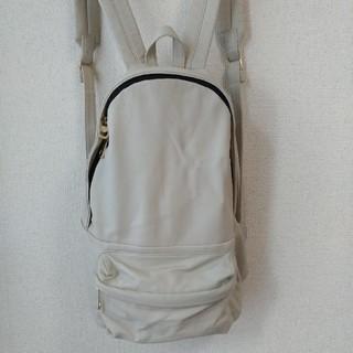 ツモリチサト(TSUMORI CHISATO)のツモリチサトキャリー 羊革リュック(リュック/バックパック)