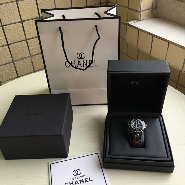 CHANEL - CHANEL 腕時計 J12 の通販 by セクナ's shop|シャネルならラクマ