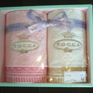 トッカ(TOCCA)のTOCCA ハンドタオルセット(タオル/バス用品)