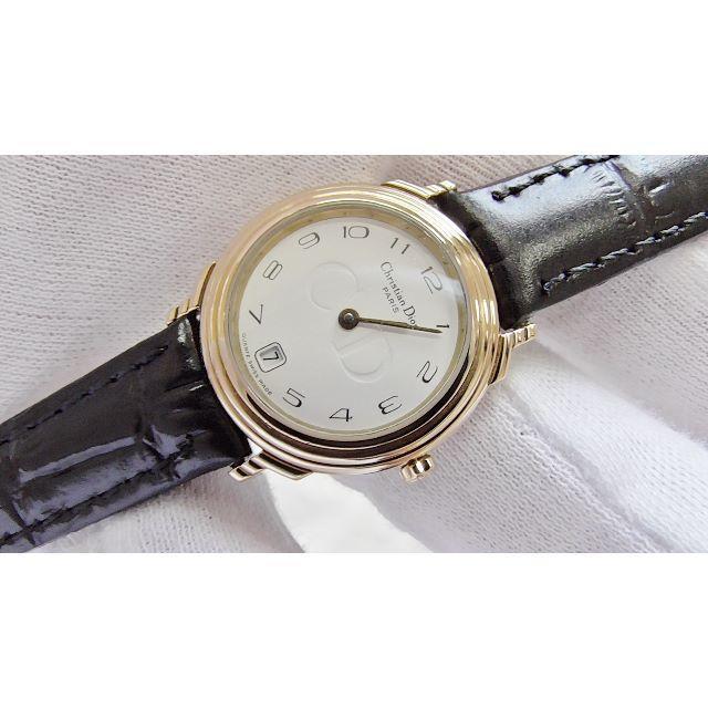 Christian Dior - Dior ディオール 女性用 クオーツ腕時計 B2172の通販 by hana|クリスチャンディオールならラクマ