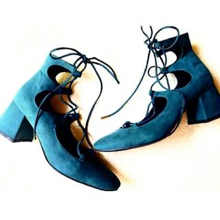 ダイアナ(DIANA)の24hセール☆未使用☆足元が華やかなのに足が楽。オシャレな人に託したい靴(ハイヒール/パンプス)