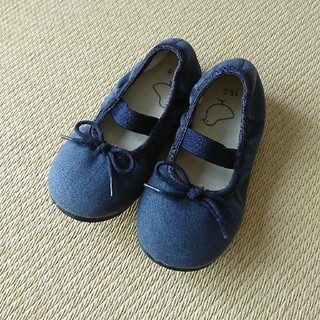 ムジルシリョウヒン(MUJI (無印良品))のバレーシューズ 靴(スニーカー)