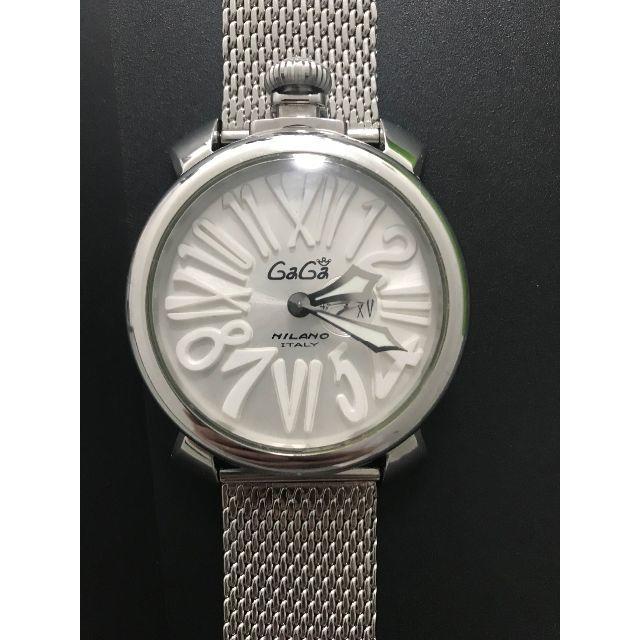Supreme - 未使用 ガガミラノ GAGA MILANO レディース スリム 腕時計 メンズ の通販 by イカ's shop|シュプリームならラクマ