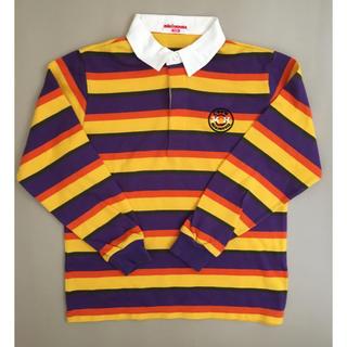 ミキハウス(mikihouse)のミキハウス ラガーシャツ 130 (Tシャツ/カットソー)