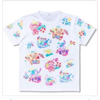 ダッフィー(ダッフィー)のダッフィー サニーファン Tシャツ(Tシャツ(半袖/袖なし))
