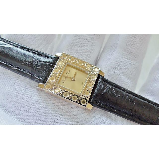 Christian Dior - Dior クリスチャンディオール 女性用 クオーツ腕時計 B2198の通販 by hana|クリスチャンディオールならラクマ
