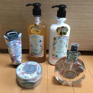 AfternoonTea - 新品 値札付 アフタヌーンティー シャンプー  バーム クリーム 5点 日本製