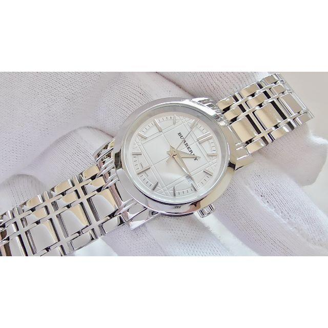 BURBERRY - BURBERRY バーバリー   女性用 クオーツ腕時計 電池新品 B2259メの通販 by hana|バーバリーならラクマ