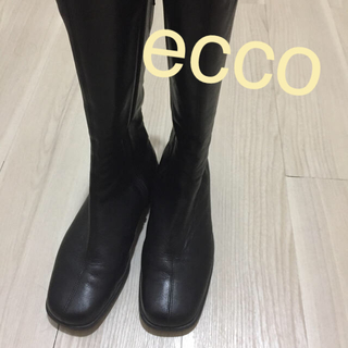 エコー(ECHO)のecco ブーツ(ブーツ)