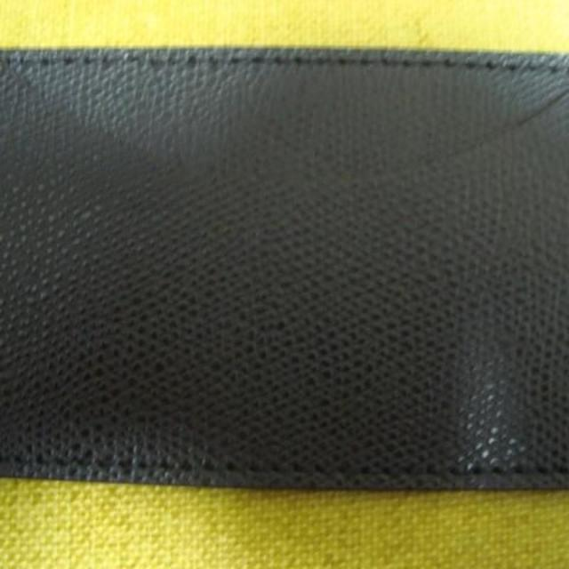 pinetti for D'URBAN 牛革ICカード入れ黒、新品・未使用の通販 by S440610's shop|ラクマ