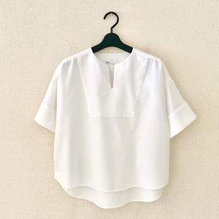 プラージュ(Plage)のplage♡スキッパーシャツ(シャツ/ブラウス(半袖/袖なし))