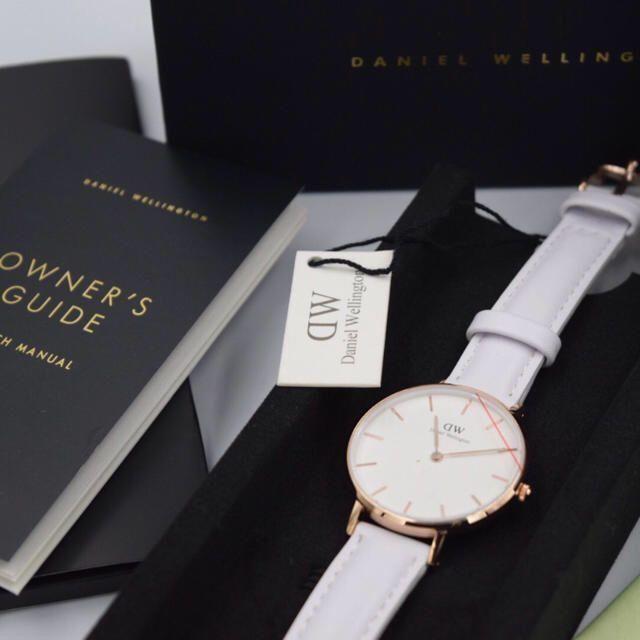 Daniel Wellington - 【3年保証】ダニエルウェリントン 腕時計 dw00100189 32MMの通販 by かず's shop|ダニエルウェリントンならラクマ
