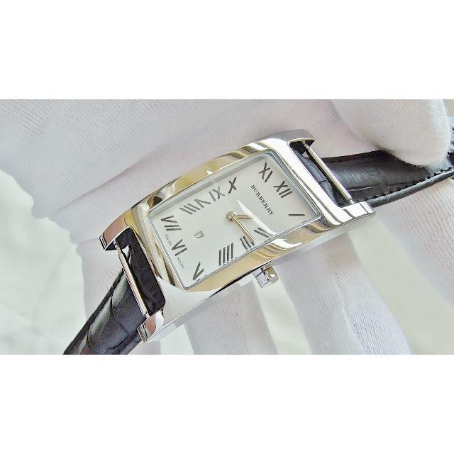 BURBERRY - BURBERRY バーバリー   クオーツ腕時計 電池新品 B2187の通販 by hana|バーバリーならラクマ