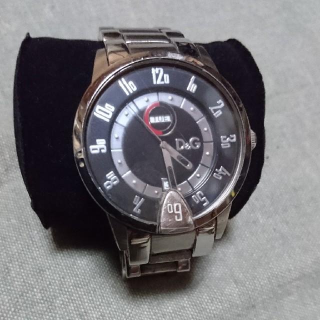 DOLCE&GABBANA - 稼働中 D&G ドルチェ&ガッバーナ アスペン メンズ腕時計の通販 by みゅ|ドルチェアンドガッバーナならラクマ