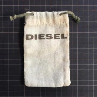 ディーゼル(DIESEL)のdiesel ミニ巾着(その他)