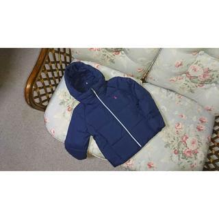 ラルフローレン(Ralph Lauren)の新品☆ラルフローレン ダウンジャケット 紺 150(ジャケット/上着)