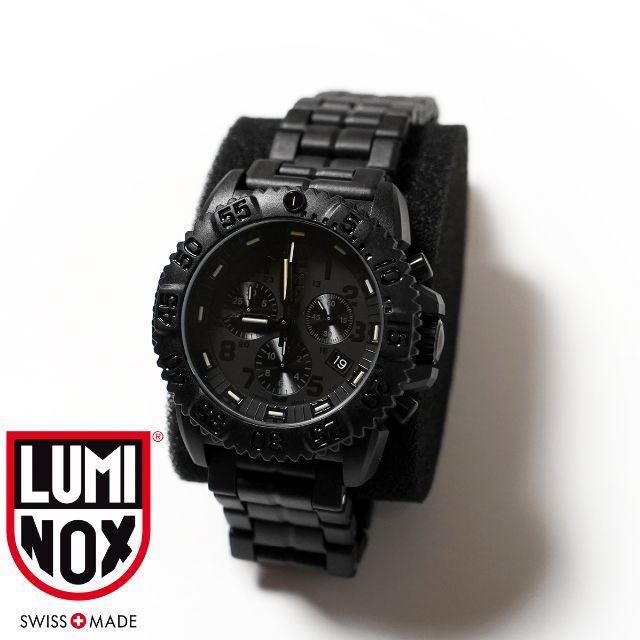 Luminox - ルミノックス ネイビーシールズ 3082.BO クロノグラフ 腕時計 ■の通販 by Holy Mountain's shop|ルミノックスならラクマ