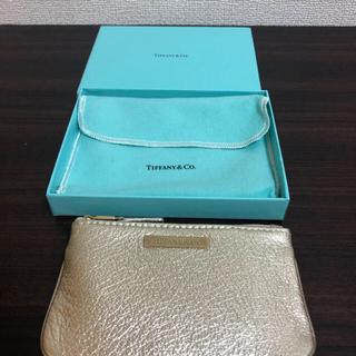 ティファニー(Tiffany & Co.)の♡新品未使用♡ティファニー ポーチ(ポーチ)