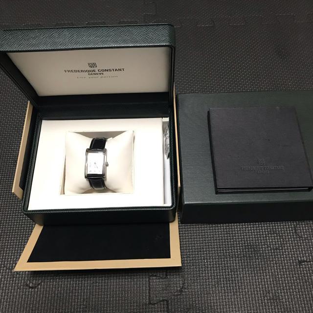 FREDERIQUE CONSTANT - けん様専用の通販 by KMTN's shop|フレデリックコンスタントならラクマ