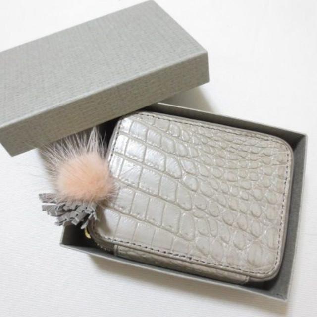 新品 トウカゲン グレー カード入れ 財布 K818の通販 by パオ's SHOP|ラクマ
