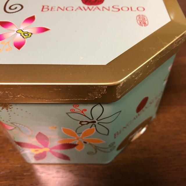 ブンガワンソロ クッキー 空き缶の通販 by リリー's shop |ラクマ
