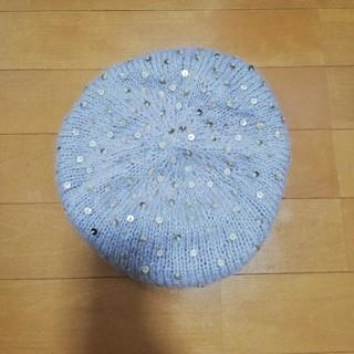 ジルスチュアート(JILLSTUART)のジルスチュアート ベレー帽(ハンチング/ベレー帽)
