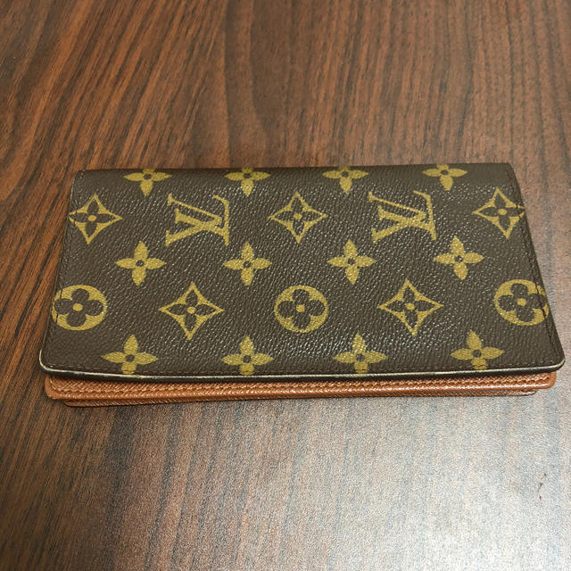 LOUIS VUITTON - ルイヴィトン モノグラム 長財布 LOUIS VUITTON 廃盤品 正規品の通販 by ぬー's shop|ルイヴィトンならラクマ