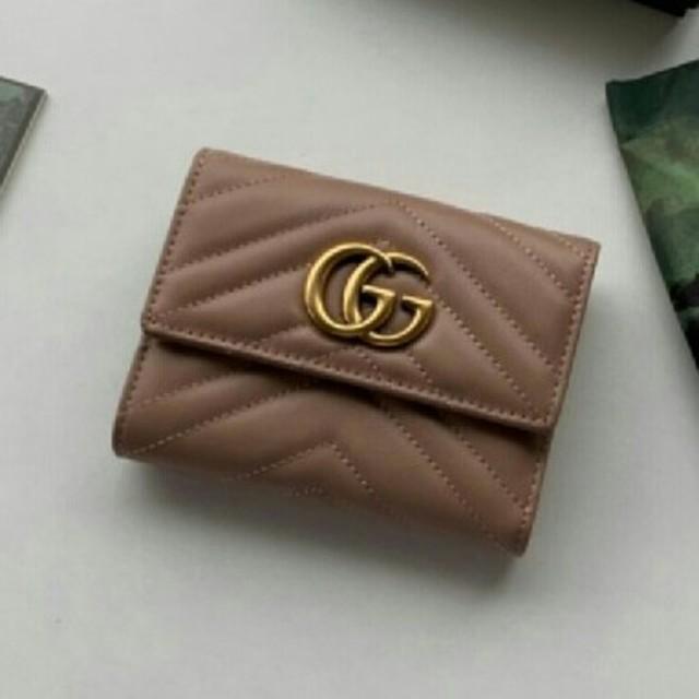 Gucci - ☆☆人気ブランド    Gucci   グッチ   折り財布の通販 by Nakajima's shop|グッチならラクマ