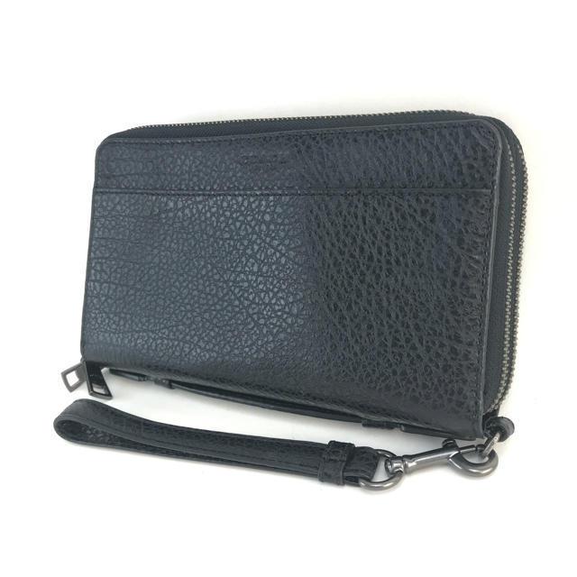 COACH - ❤️新品同様❤️ COACH トラベルオーガナイザー ラインバック 財布 カーフの通販 by 即購入ok ブランドショップ's shop|コーチならラクマ