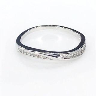 ★新品★レディース リング 指輪 ウェーブ ONER102030(リング(指輪))