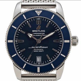 ブライトリング(BREITLING)のブライトリング スーパーオーシャン ヘリテージ 42 腕時計 自動巻き メンズ(腕時計(デジタル))