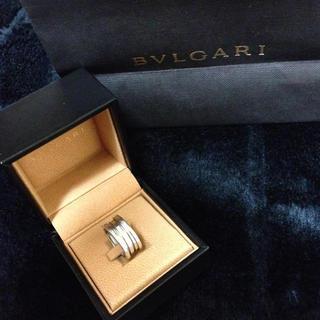 ブルガリ(BVLGARI)のBVLGARI ☆箱.紙袋付☆リング(リング(指輪))