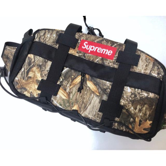 Supreme(シュプリーム)のsupreme Waist Bag (ウエストバッグ) メンズのバッグ(ボディーバッグ)の商品写真
