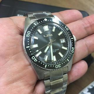 SAN MARTIN LTM 62mas セイコーファーストダイバーオマージュ(腕時計(アナログ))