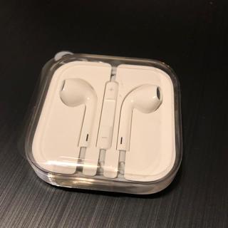 アップル(Apple)のiPhone用の純正イヤホン(ヘッドフォン/イヤフォン)