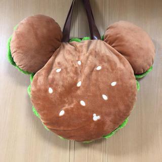 ディズニー(Disney)のミッキーハンバーガーバッグ(キャラクターグッズ)