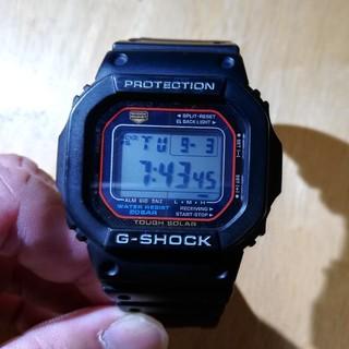 ジーショック(G-SHOCK)のチンアナゴ様専用 G-SHOCK電波時計(腕時計(デジタル))